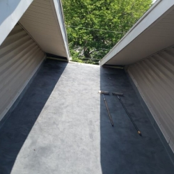 Rubber Roof Inlay