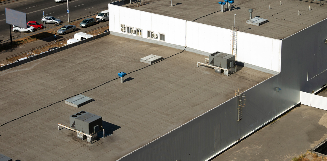 Commercial Roofing Services in the Dayton, Ohio Area