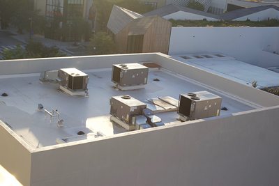 Commercial Roofing For Dayton Oh American Way Exteriors