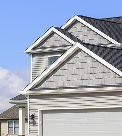 Siding and Roofing in Dayton, Ohio