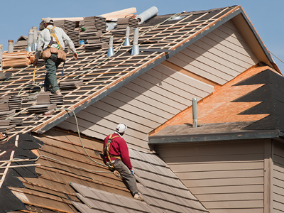 Storm Damage Roof Repair | Dayton, Ohio