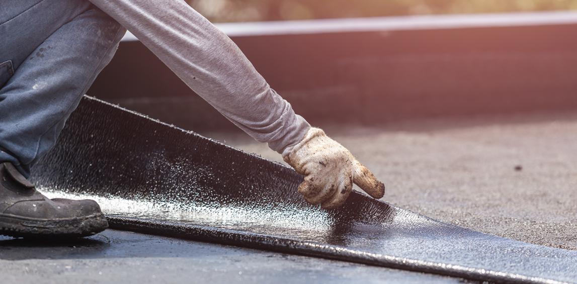 Flat Rubber Roofing | Dayton, Ohio