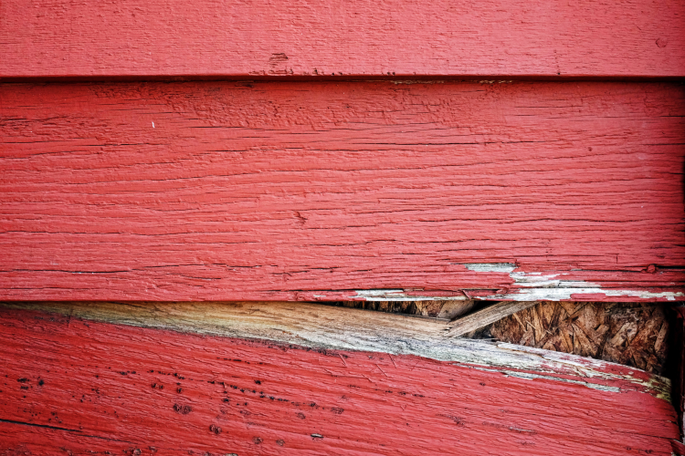 Time to Install New Siding