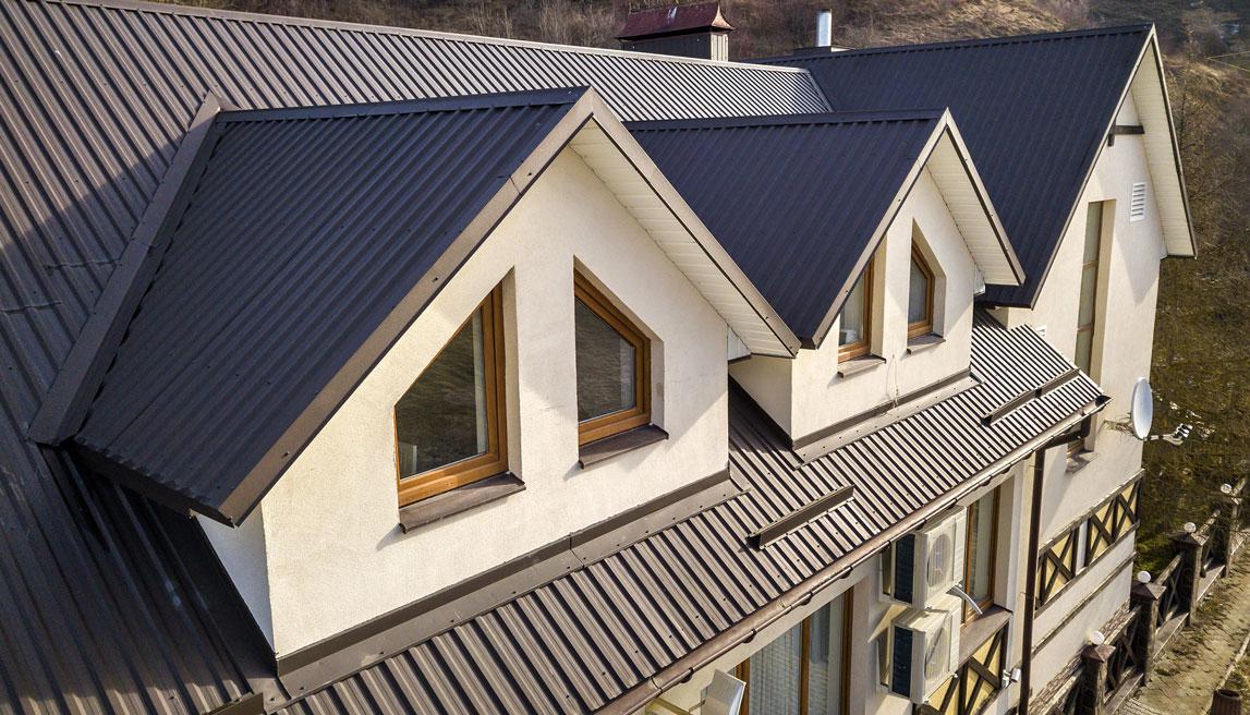 Standing Seam Metal Roofing | Dayton, Ohio