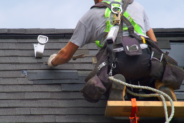 How Long Does It Take to Install a New Roof? | American ...