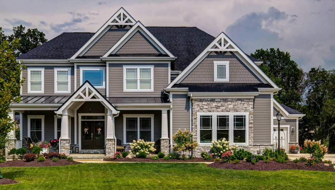 Replacement Siding Contractor in Cleveland, Ohio
